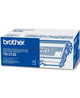 Brother TN2120 - Sort - original - tonerpatron - for Brother DCP-7030, DCP-7040, DCP-7045, MFC-7320, MFC-7440, MFC-7840  HL-2140, 2150, 2170