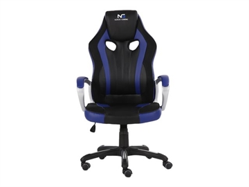 Nordic Gaming Challenger Gaming Chair Blue Black