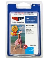 MMPS Cyan Inkjet Cartridge No.933XL (CN054AE)