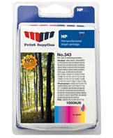 MMPS Color Inkjet Cartridge No.343 (C8766EE)