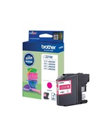 Brother LC 221M Magenta 260 sider