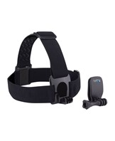 GoPro Head Strap + QuickClip - Støttesystem - for HD HERO  HD HERO2  HERO+ LCD  HERO3  HERO3+  HERO4 Session
