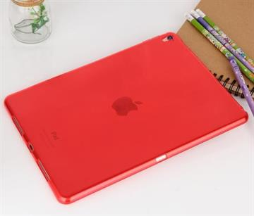 Ipad Ultra Thin cover transparent red 2017/2018