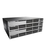Cisco Catalyst 3850-24P-S Switch 24-porte Gigabit  PoE+