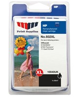 MMPS Black Inkjet Cartridge No.932XL (CN053AE)