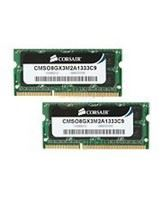 CORSAIR DDR3  8GB kit 1333MHz CL9   SO-DIMM  204-PIN