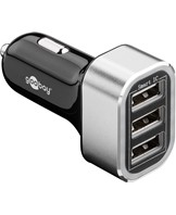 Goobay Triple USB 5.5 A car charger